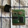 [基盤萌え]レトロゲームカセットの基盤をキーホルダーに!