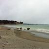 小泉海岸も、うん、美しい、ぞ