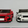 【レゴ自作】私の愛車、インプレッサG4作ってみた