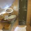機内シャワー最高!エミレーツ A380 ファーストクラス