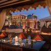亡命したスペインの前国王がアブダビで滞在しているホテル