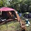 久々のキャンプ2日目