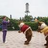 上海ディズニーランドへ行こう(キャラクターたちと太極拳) / Trip to Shanghai Disneyland (Tai Chi with Character)