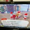 「あつ森」でクリスマスイベント(非公式!?) 家族でずっと遊んでられます(^^♪