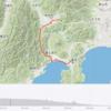 甲斐大和駅〜富士川〜沼津・三島 🚴♀️