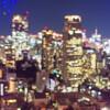 東京タワー展望台からの夜景を多重露光で撮影する