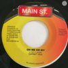 ★新着レコード★Garnett Silk(ガーネットシルク) - Oh Me Oh My【7'】
