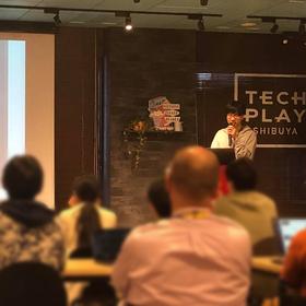 tech loungeにサービス開発統括部の吉次 洋毅が登壇しました!