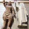 11月24日  仏像彫刻教室