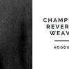 愛すべきChampionのReverse Weaveパーカー
