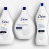 """「どんなカタチも美しい。」Doveの""""美の多様性""""を肯定するボディウォッシュボトル"""