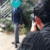 42歳男性、プロフィール写真撮影からのプロフィール公開で活動開始です。