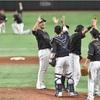 侍、タイブレイク勝ち…11回に中田が決勝打