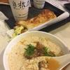 行列の台湾式朝食店へGO!