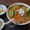 担々麺「梅蘭」(東久留米)【 8 杯目 】