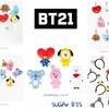 BTS (방탄소년단)BTS episodeにSNOW写真アップ💛&BT21 オンライン販売