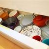 食器がだいすきでも《食器棚を持たないミニマリストのキッチン》