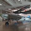 ドイツ博物館に展示されてる軍用機
