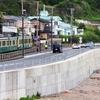 江ノ電 鎌倉海岸キリスト教会
