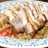 バケットと一緒に食べたい♡『塩豚のレンズ豆煮』のレシピ【レンズ豆で食物繊維UP③】