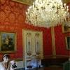 ルーブル美術館♪シャンデリアのピアノルームと晩餐会場♪ハネムーン旅行記♪