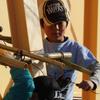 4年生の家づくり.          Hausbau der 4Klasse