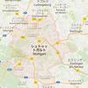 シュトゥットガルトの地形と土地利用