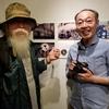【オールドレンズフェス3・DDR展】最終日に写真家田中長徳さん来訪でDDR展はパニックに!オールドレンズユーザーの夢の空間になった【ASTRO-BERLIN GAUSS-TACKER 40mm F2】
