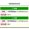 Mac mini Mountain Lionで無線はかなり速い