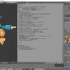 Blenderで利用可能なpythonスクリプトを作る その24(テクスチャ利用のマテリアルを設定する)