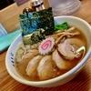 関東風醤油ラーメンが美味しかった。