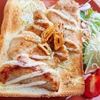 休日の朝に食べたい!やわらか鶏胸肉のガーリックマヨトーストレシピ