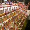 ヨーロッパのお菓子(バルセロナ)