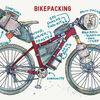 自転車の旅 装備(バイクパッキングさいこーとはならないあれこれ)
