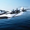 新しい乗り物seaglider・シーグラーダー