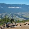 ロードバイクで陣馬形山へ登ってきました!