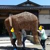 ピンクの象が、衣替えをして身軽になって再登場!?