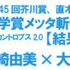 大森望&豊崎由美のラジカントロプス2.0文学賞メッタ斬り結果編