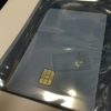 softbank iPhone4s用 micro sim アクティベートカード