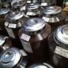Pasar Santaでコーヒー豆を買いました。