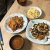 今日の晩御飯 昨日のお料理の豚肉のトマト煮込みアレンジ