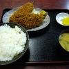 西川口の「あおき食堂」でイワシフライ定食を食べました☆