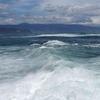湧き出る想い全て晒して、もっともっと自由に生きていいと伝えてくれた気がする海。