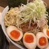京都ラーメン道〜つけ麺渡辺(旧わたなべ製麺)@西院
