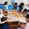 ペーパークラフト&ぞうきん縫い〜武内児童クラブ〜