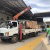 カンボジアに3Dドームが届きました!