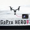 GoPro HERO9 をドローンInspire2に設置して空撮に挑戦!