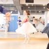 身につける服はダンスの余韻を広げる