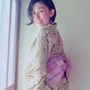 009・010*竺仙の浴衣と、首里織の帯がすき♡