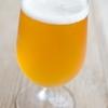 グラス飲みで美味しくビールを飲む